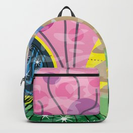 Fluttering Heart Backpack