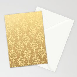 Luxury Vintage Pattern 20 Stationery Cards