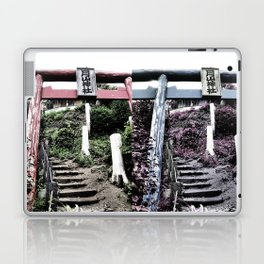 Ascend -into the warp- (Japan) Laptop & iPad Skin