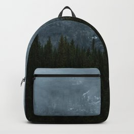 Foggy Mountain View Backpack