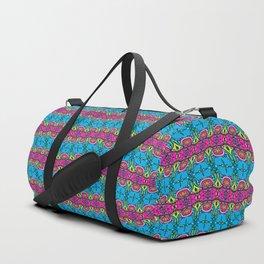 Picket Fences Duffle Bag