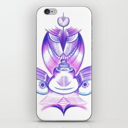 wasabi iPhone Skin