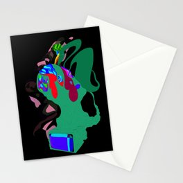 Grasped by The Roots Stationery Cards