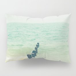 Looking Out to Sea Pillow Sham