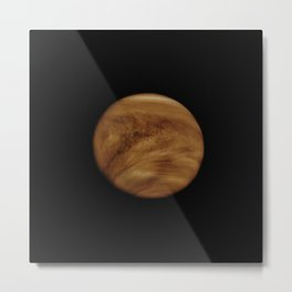 Nasa picture 19: Venus Metal Print