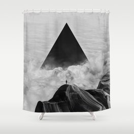 We never had it anyway Shower Curtain