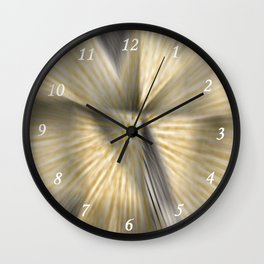 Implosion of vibration Wall Clock