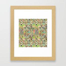 Peppery Framed Art Print