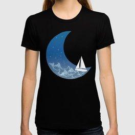 Moon Sailing T-shirt