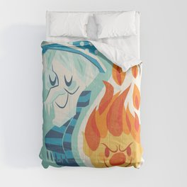 Christmas Nostalgia Comforters