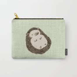 Plump Hedgehog Carry-All Pouch