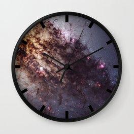Space XpD Wall Clock