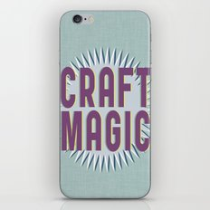 Craft Magic // Berry iPhone & iPod Skin