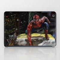 comic iPad Cases featuring comic by Fila Venom Art