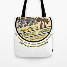 Obi-Wan's Droid Mart Tote Bag