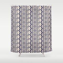 pattern art curtain Shower Curtain