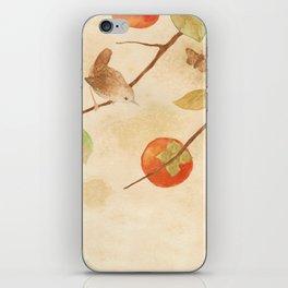 Winter Wren iPhone Skin