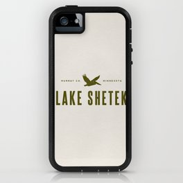 Lake Shetek iPhone Case
