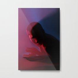 Shadow's Kiss, Me and You Metal Print