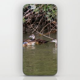 Follow Your Mother iPhone Skin