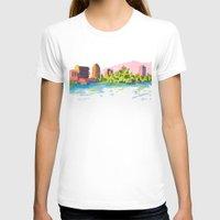 oakland T-shirts featuring Oakland by Erik Walker