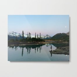 Garibaldi Lake Metal Print