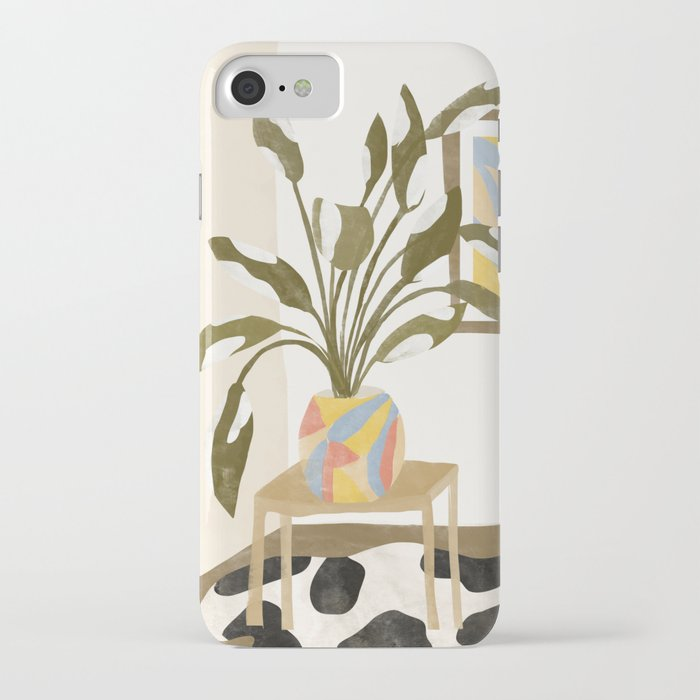 The Plant Room iPhone Case