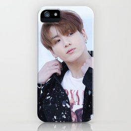 Jungkook / Jeon Jung Kook - BTS iPhone Case