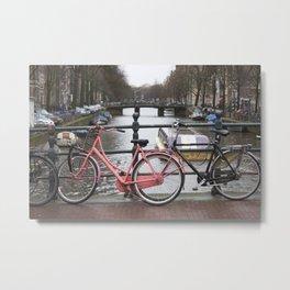 Amsterdam canal 5 Metal Print