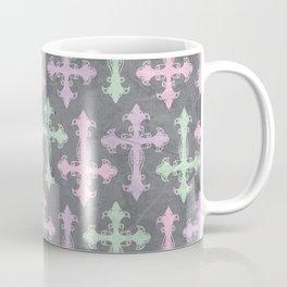 Pastel Goth | Grunge Grey Coffee Mug