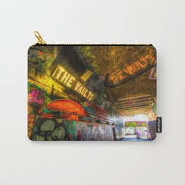 Leake Street London Vault Carry-All Pouch