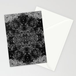 River Foam Snowflake Stationery Cards