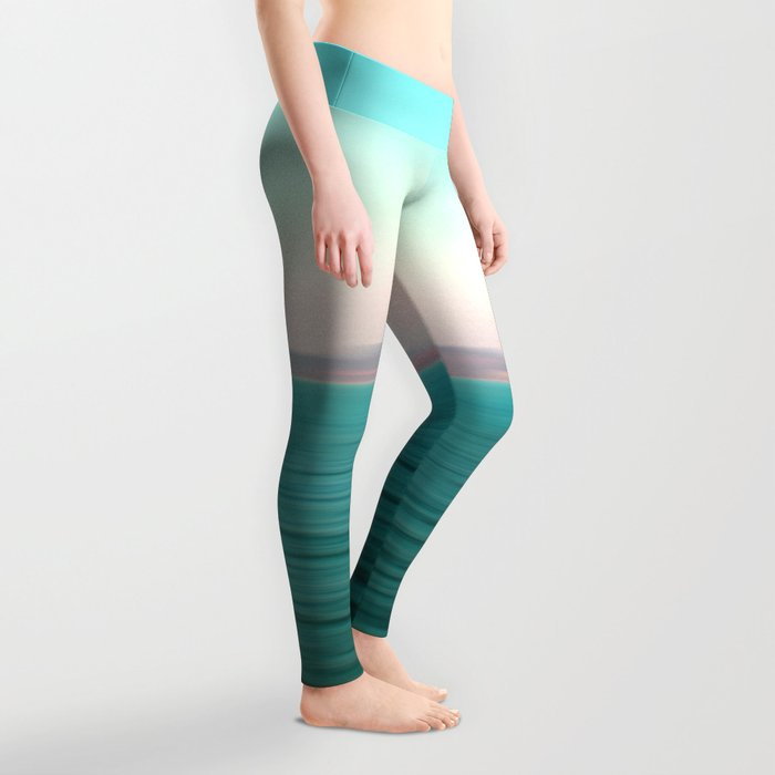 "Balaton, the ""Hungarian Sea"" Leggings"