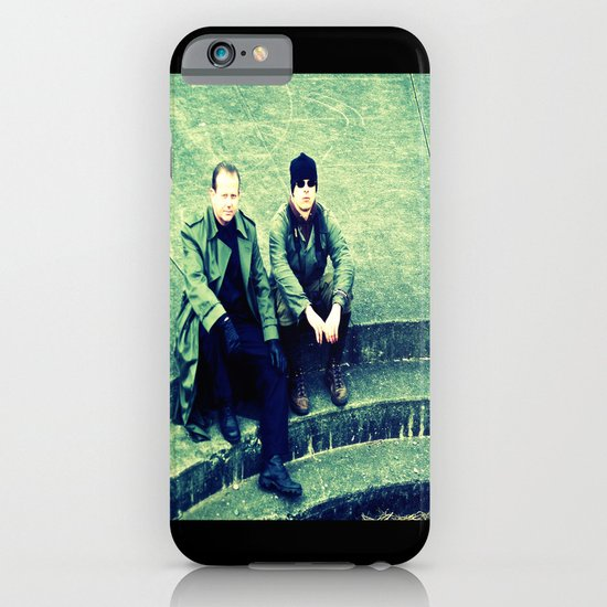 Fort Casey iPhone & iPod Case
