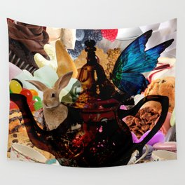 It's tea time Wall Tapestry