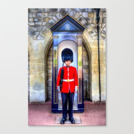 Coldstream Guard Canvas Print