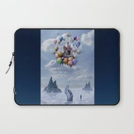 Sweet Castle Laptop Sleeve