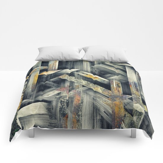 Lattice Comforters