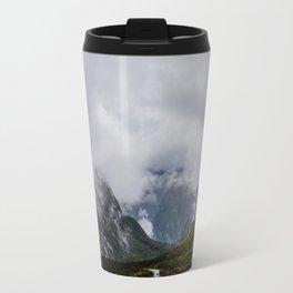 Faded Travel Mug
