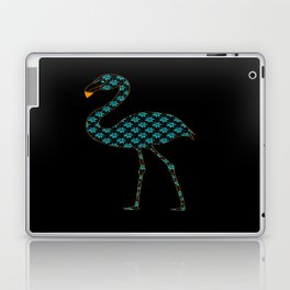Botanical Flamingo Laptop & iPad Skin