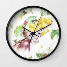 Etiopia Wall Clock