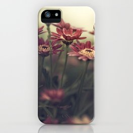 all flowers in time iPhone Case