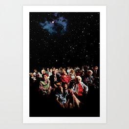 The Planetarium Art Print