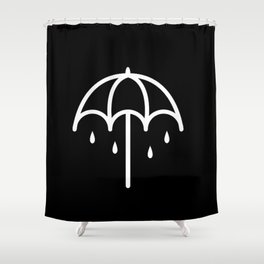 BMTH Umbrella Shower Curtain