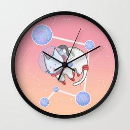 AstronautCat Wall Clock