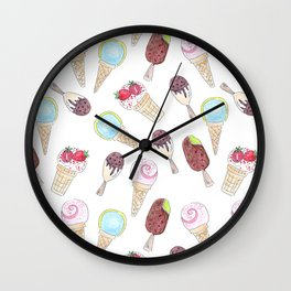 Like ice cream 1. Wall Clock