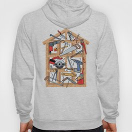 Home Construction Hoody