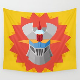 Mazinger Wall Tapestry