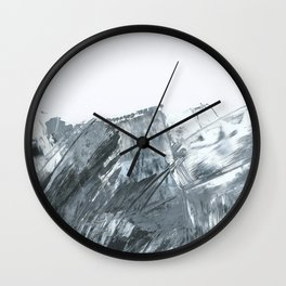 Smudge this Wall Clock