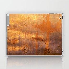Orange 1 Laptop & iPad Skin